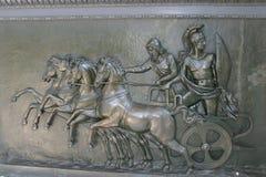 Achillion slott Korfu Royaltyfri Foto