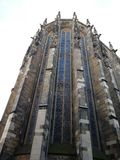 Tour. Aachen. Germany. Achitecture. Church. Charlemagne Stock Images