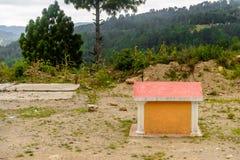 Achitecture des Chiapas-Staates, Mexiko Lizenzfreie Stockfotos