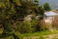 Achitecture des Chiapas-Staates, Mexiko Lizenzfreie Stockbilder