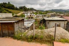 Achitecture des Chiapas-Staates, Mexiko Lizenzfreies Stockfoto
