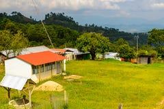 Achitecture des Chiapas-Staates, Mexiko Stockfotos
