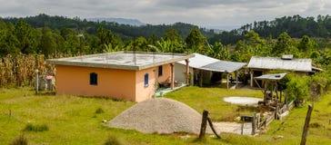 Achitecture do estado de Chiapas, México Imagens de Stock