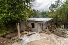 Achitecture van de Chiapas-staat, Mexico Stock Foto