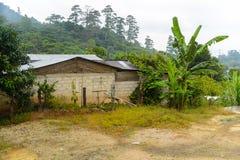 Achitecture van de Chiapas-staat, Mexico royalty-vrije stock foto