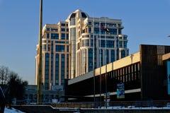 Achitecture von Kiew Lizenzfreies Stockbild