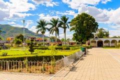 Achitecture von Oaxaca Lizenzfreie Stockfotos