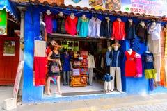 Achitecture von Oaxaca Lizenzfreie Stockbilder
