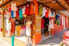 Achitecture von Oaxaca Stockfotografie