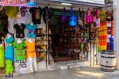 Achitecture von Oaxaca Lizenzfreies Stockbild