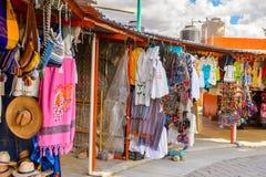 Achitecture von Oaxaca Stockbild