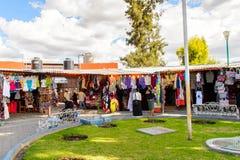 Achitecture von Oaxaca Stockfoto