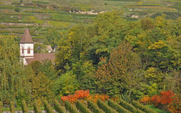 Achkarren, Kaiserstuhl, schwarzer Wald, Deutschland Lizenzfreies Stockfoto