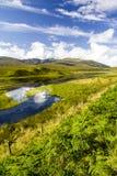 Achnasheen, Шотландия Стоковые Изображения RF