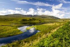Achnasheen Skottland Arkivfoto
