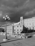 Achritecture de l'Italie Photo stock