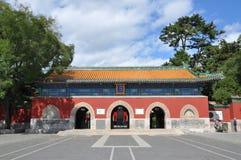 Acht Buitentempels van Chengde royalty-vrije stock foto