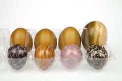 Acht Eier Lizenzfreie Stockfotografie