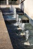 Städtische Brunnen Lizenzfreie Stockbilder