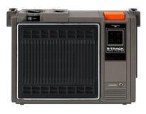 Acht Spur-Kassettenrekorder Lizenzfreie Stockfotografie