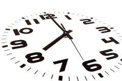 Acht Uhr Lizenzfreie Stockbilder