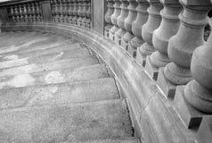 Achtbare Treppen Stockfotos