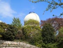 Achteck-Raum des königlichen Observatoriums in Greenwich Lizenzfreie Stockbilder