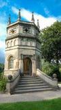Achteck-Turm, königlicher Wasser-Garten Studley Lizenzfreie Stockbilder