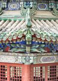 Achteckige Pagode am Sommer-Palast, Peking, China Stockbilder