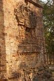 Achteckiger Shiva-Tempel Lizenzfreies Stockbild