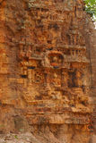 Achteckiger Shiva-Tempel Stockbild