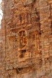 Achteckiger Shiva-Tempel Stockfotos