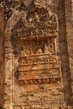 Achteckiger Shiva-Tempel Lizenzfreie Stockfotografie