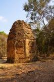 Achteckiger Shiva-Tempel Stockfotografie