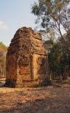 Achteckiger Shiva-Tempel Stockfoto