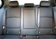 Achter personenautozetels royalty-vrije stock afbeeldingen