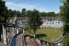 Achterbahn Stockfoto