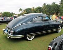 Achtergevel klassieke Amerikaanse auto Royalty-vrije Stock Fotografie