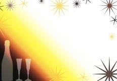 Achtergrond 1 van de viering royalty-vrije illustratie