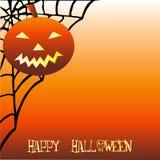 Achtergrond 1 van Halloween Royalty-vrije Stock Fotografie