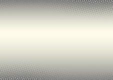 Achtergrond 2 van de Punten van het metaal stock illustratie