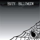 Achtergrond 2 van Halloween Stock Foto