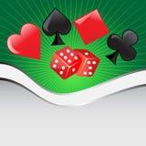 Spelen casino spel kaart
