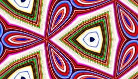 Achtergrond 28 van het Patroon van de Tegel van het Patroon van de kleur Royalty-vrije Stock Afbeelding