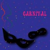 Achtergrond 3 van Carnaval royalty-vrije illustratie