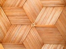 Achtergrond 3 van het bamboe stock afbeelding