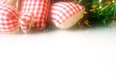 Achtergrond 5 van Kerstmis Royalty-vrije Stock Foto's