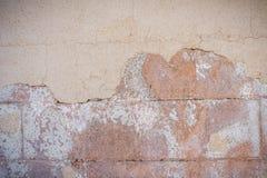 Achtergrond abstracte muurtextuur Stock Afbeeldingen