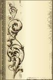 Achtergrond antiquiteit Royalty-vrije Stock Foto