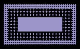 Achtergrond bannervector Royalty-vrije Stock Afbeelding